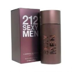 CAROLINA HERRERA 212 SEXY MEN x 50