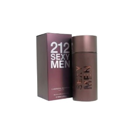 CAROLINA HERRERA 212 SEXY MEN x 100