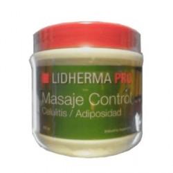 LIDHERMA Crema Control Celulitis/ Adiposidad