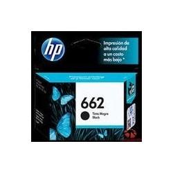 cartucho HP negro CZL103AL HP 662 original