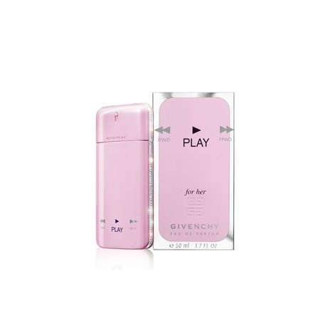 GIVENCHY PLAY FOR HER EDP x 50 ml
