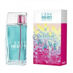 KENZO ELECTRIC WAVE FEM EDT x 50ml