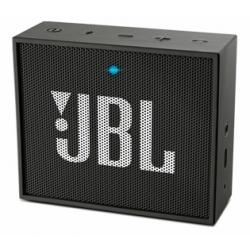 PARLANTE PORTABLE 1.0 3w USB Bluetooth 4.1/aux BLACK JBL Go