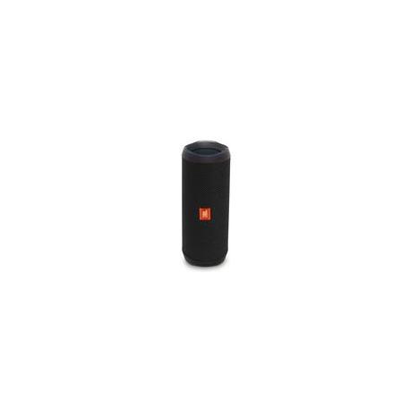 Parlante portable 1.0 C/Mic. 2x8w USB -BT/Aux M/libres IPX7 Black JBL FLIP4