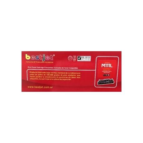 Toner p/Samsung M2020W/2020/M2070W -MLT-D111L - Bestjet