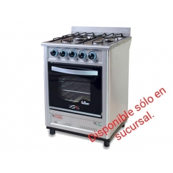Cocina Fornax 60 cm B60VID-AB GN