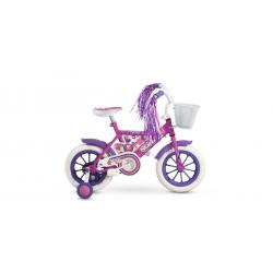 Bicicleta Rod.12 Pink Nena 6055