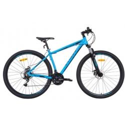 Bicicleta cuadro alum. Rod. 29 Talle L Celeste y Negro Philco GMXA29MF213M