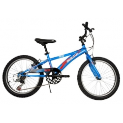 Bicicleta Niño acero Rodado 20