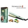 Plancha de Pelo S9960 Aguacate Remington Temp Regulable