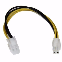 CABLE EXTENSION 4 PINES P/FUENTE AT