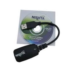 Adaptador USB M a RJ-45 H 10/100Mbp