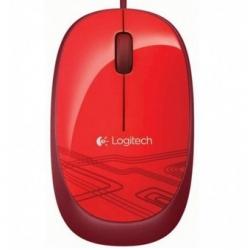 Mouse M105 Usb Rojo Logitech