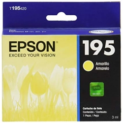 cartucho epson T195420 XP 201/211 yellow