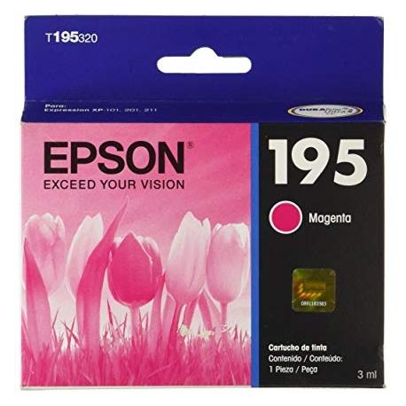 cartucho epson T195320 XP 201/211 magenta