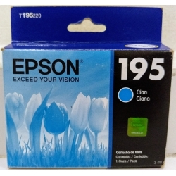 cartucho epson T195220 XP 201/211 cyan