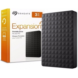 "HDD 1TB Externo Usb 3.0 2.5"" Expansion Portable - Seagate Corp Black"