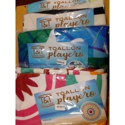 Toallas Playeras