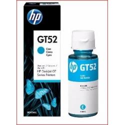 TINTA GT52 p/impresora HP w415 Cian M0H54AL