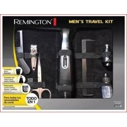 Kit De Corte Remington Tlg100 Kit De Viaje Estuche 12 Piezas