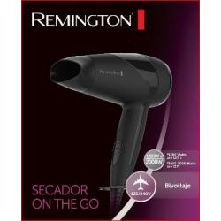 Secador Pelo de Viaje Remington D1500 2000w Bivoltaje
