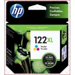 Cartucho HP Original 122XL HP-CH564HL Tricolor