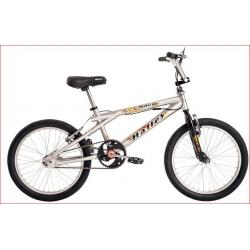 Bicicleta BMX Rodado 20 Varon Cromada