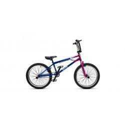 Bicicleta Freestyle Fad XR Rodado 20 Azul