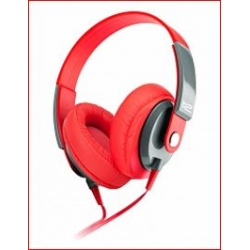 Auriculares estereos Obsession Rojo KlipXtreme KHS-550RD