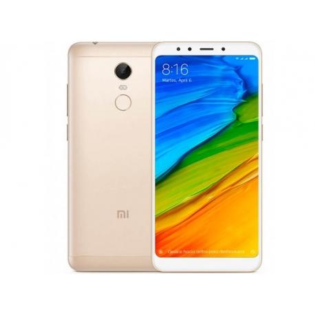 "Celular Xiaomi RedMi 5 PLUS 5.99"" Gold"