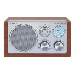 Radio AM/FM Madera RX40M Noblex