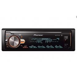 Auto Estéreo con Conexión Bluetooth MVH-X30BT - Pioneer