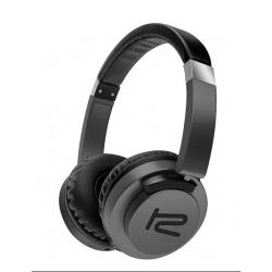 Auriculares Alto Rendimiento AkoustikFX Negro - Klip Extreme - KHS-851BK