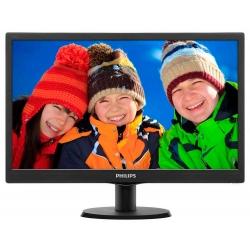 """Monitor 19"""" LCD con HDMI VGA SmartControl Lite Philips 193V5LHSB2/55"""