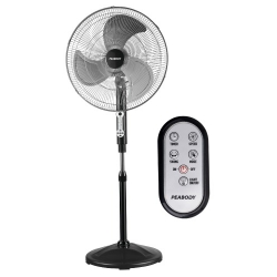 "Ventilador de Pie Digital 20"" Peabody PE-VP350"