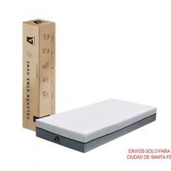 Colchon espuma Air Memory Foam 1 plaza 80x190 cm