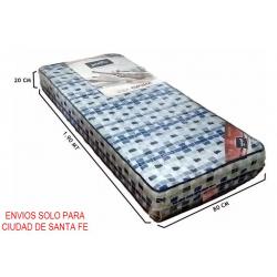 Colchon Body Matelasse 1.90x80x20 Piero