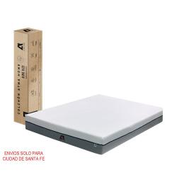 Colchon Espuma Air Memory Foam Full Size 140x190 cm