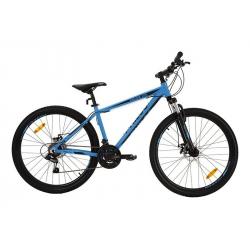 Bicicleta MTB Rodado 27,5 Talle L (18) Celeste y Negro Philco GMXA27MF212M