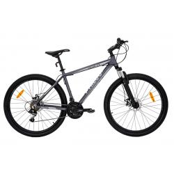 Bicicleta MTB Rodado 27,5 Talle L (18) Gris Philco GMXA27MF213M