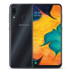 Celular Samsung A30 SM-A305GZK Black