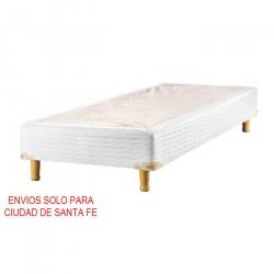 Sommier Legrand 2.00x1.00 c/patas Piero