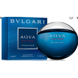 BULGARI AQUA ATLANTIQUE HOMME EDT x 100 ml