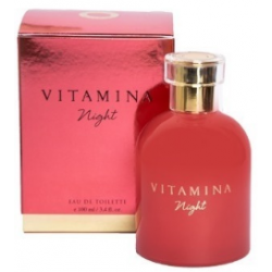 VITAMINA NIGHT FEM - Pres: Edt x 100 ml