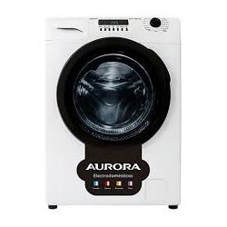 Lavarropa Aurora 8512 carga frontal 8 kg/ 1200rpm