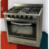 Cocina disc. 5 Hornallas Pta de Vidrio E80 Fornax