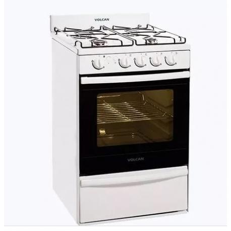 Cocina Volcan Blanca 89643VM 55 cm