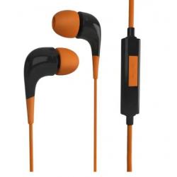 Auricular Noblex In Ear ExtraBass - Naranja HPI09N