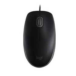 Mouse Usb Logitech M110 Silent 1000DPI Cable 1.8mts Negro.