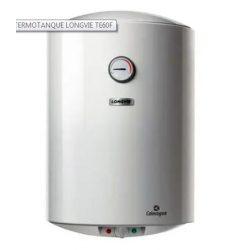 Termotanque 60 LT, Electrico, Blanco TE60F